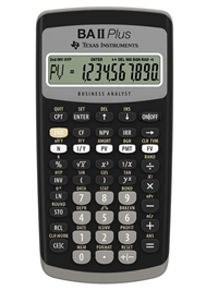 Calculator BA Iiplus