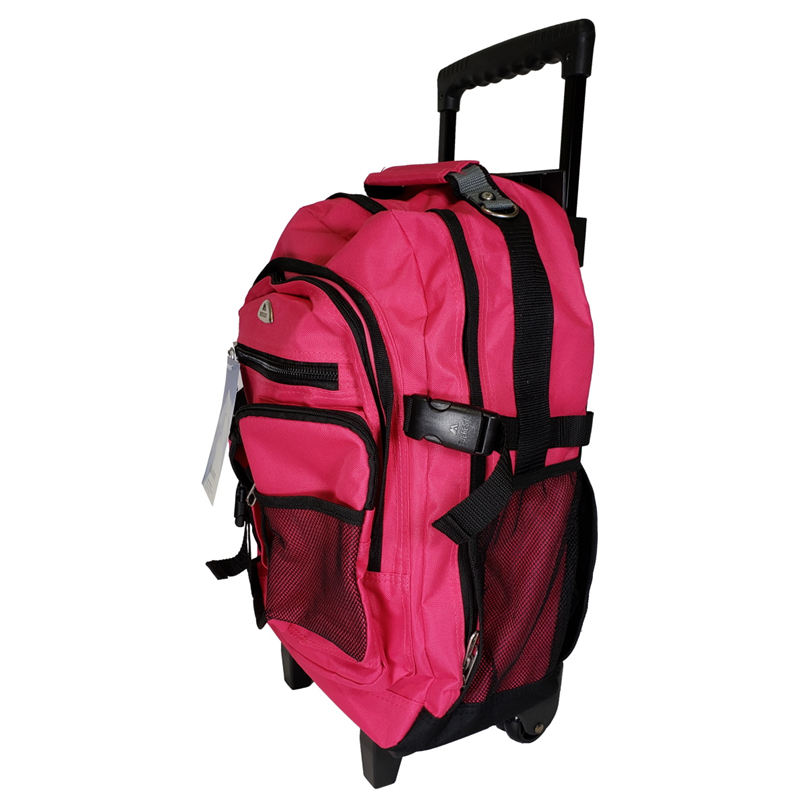 Backpack Wheeled Pink (SKU 1001206221)