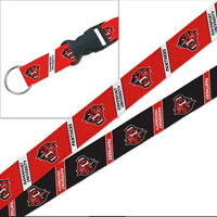 Lanyard Sublimated Panther