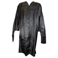 Grad Gowns Black
