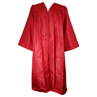 Grad Gowns Red