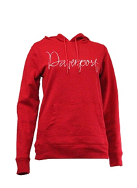 WOMENS RELAXED HOODIES